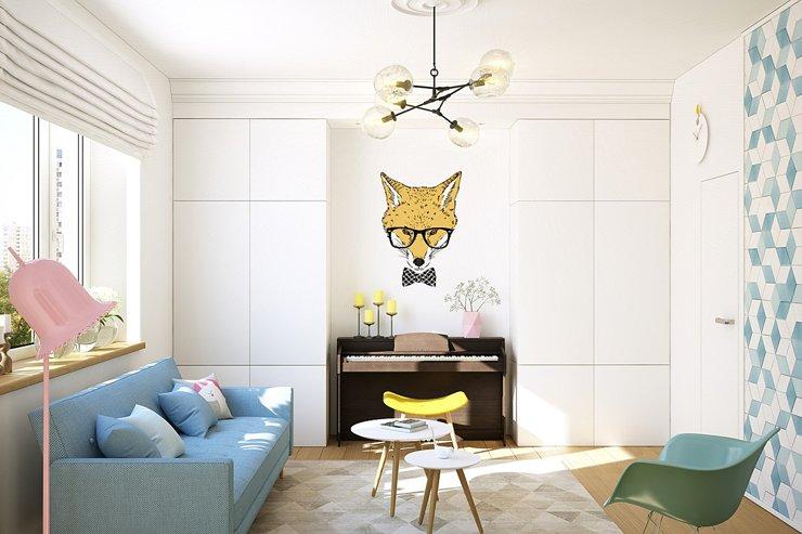 Планировка маленьких квартир: секреты дизайнера